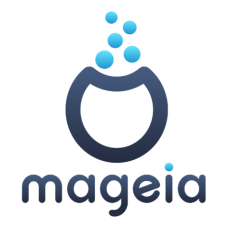 Mageia USB stick
